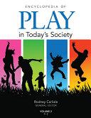 Pdf Encyclopedia of Play in Today's Society