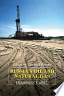 Russia S Oil And Natural Gas Book PDF