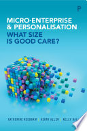 Micro Enterprise And Personalisation