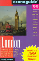 London With Day Trips To Bath Brighton Oxford And Other Popular Destinations