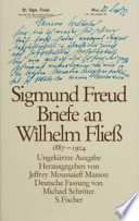Briefe an Wilhelm Fliess, 1887-1904