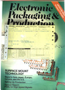 Electronic Packaging and Production Book
