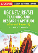 UGC-NET/JRF/SET Teaching and Research Aptitude (General Paper – I)