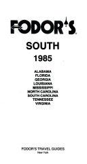 Fd South 1985