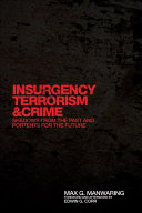 Insurgency  Terrorism  and Crime