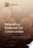 Innovative Materials for Construction