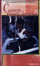 Careers in Sports Medicine