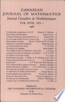 1966 - Vol. 18, No. 1