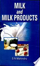 Milk   Milk Products Book
