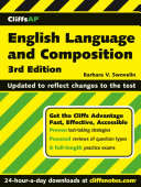 CliffsAP® English Language and Composition, 3rd Edition