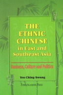 The Ethnic Chinese In East And Southeast Asia Book PDF