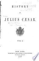 History of Julius Caesar Book PDF