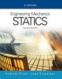 Engineering Mechanics  Statics  SI Edition