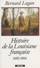 Pdf Histoire de la Louisiane française