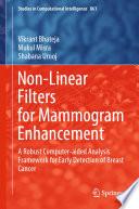Non Linear Filters for Mammogram Enhancement