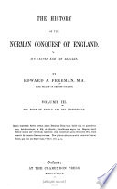 The History Of The Norman Conquest Of England The Reign Of Harold And The Interregnum 2d Ed Rev 1875