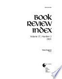 Book Review Index 2001
