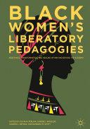 Black Women's Liberatory Pedagogies [Pdf/ePub] eBook