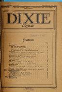 Dixie Magazine