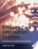 E Health Care Information Systems Book