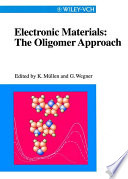 Electronic Materials  The Oligomer Approach