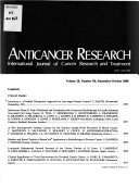 Anticancer Research