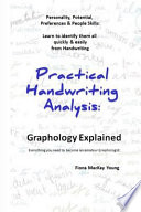 Practical Handwriting Analysis