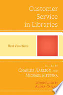 Customer Service in Libraries Book