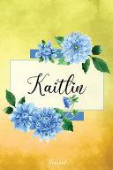 Kaitlin Journal ebook