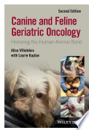 Canine and Feline Geriatric Oncology