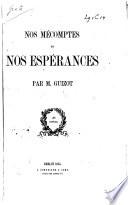 Nos Espérances Pdf/ePub eBook