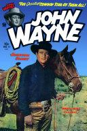John Wayne Adventure Comics, Number 11, Man Hunt
