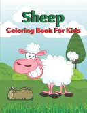 Sheep Coloring Book for Kids