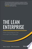 The Lean Enterprise Book