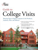 Guide to College Visits Book