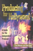 Producing for Hollywood