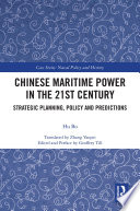 Chinese Maritime Power in the 21st Century
