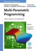 Multi Parametric Programming