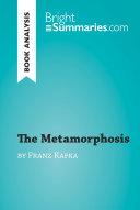 The Metamorphosis by Franz Kafka  Book Analysis