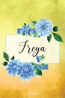 Freya Journal ebook