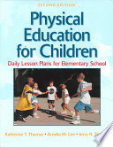 Physical Education for Children
