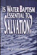 Is Water...salvation?