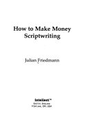 How To Make Money Scriptwriting