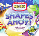 Mega Math Shapes Ahoy! 5pk Grades K-2