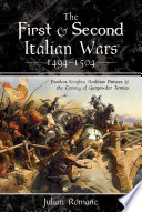 The First and Second Italian Wars 1494–1504