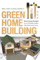 Green Home Building Book