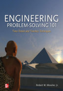 Engineering Problem-Solving 101: Time-Tested and Timeless Techniques Pdf/ePub eBook