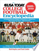 The Usa Today College Football Encyclopedia 2009 2010
