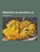 Mémoires de Masséna