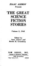The Great Science Fiction Stories